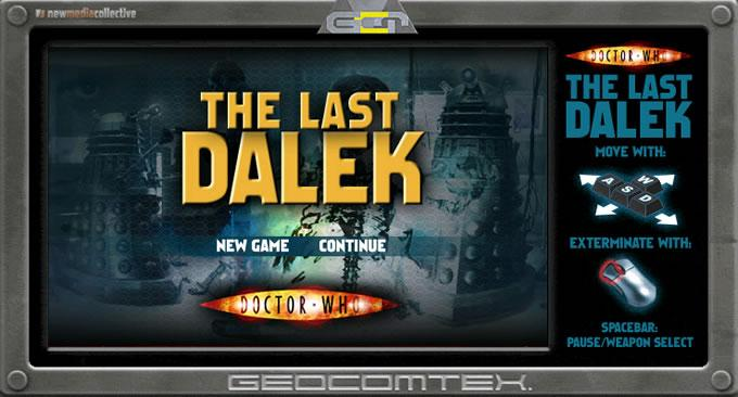 The Last Dalek Free Online Game